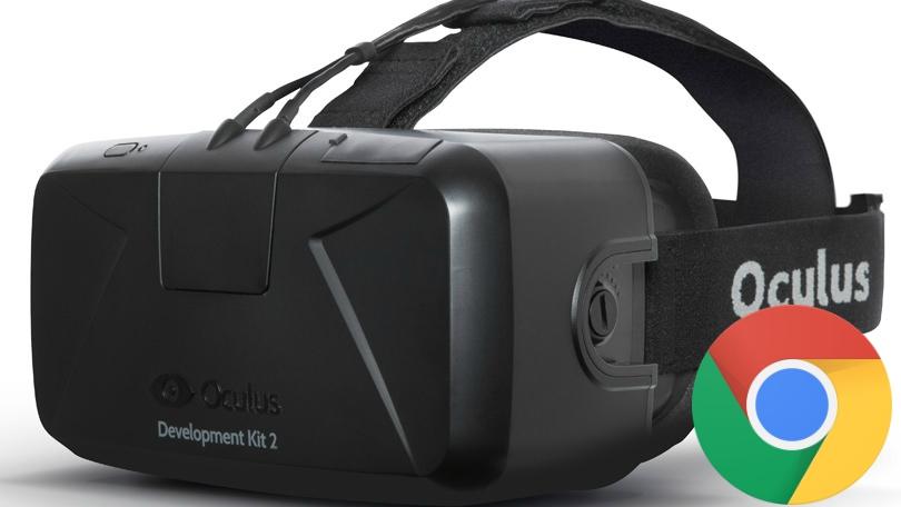 Oculus Rift Chrome