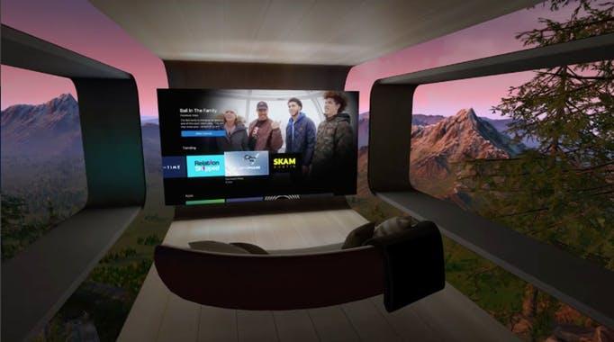 Oculus TV Platforme
