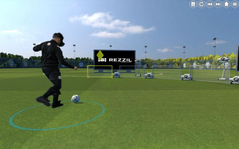 REZZIL Football VR