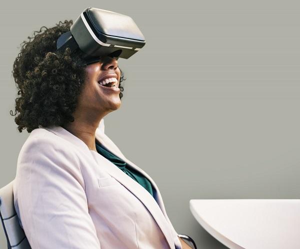 La réalité virtuelle dans le travail