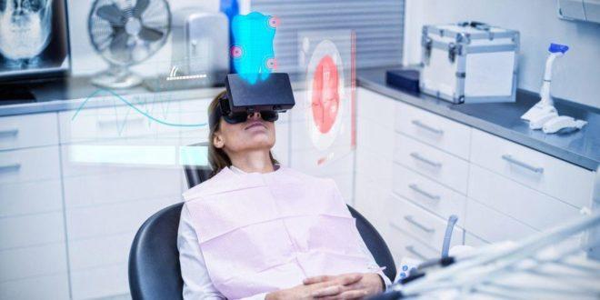 Hypnose via la réalité virtuelle