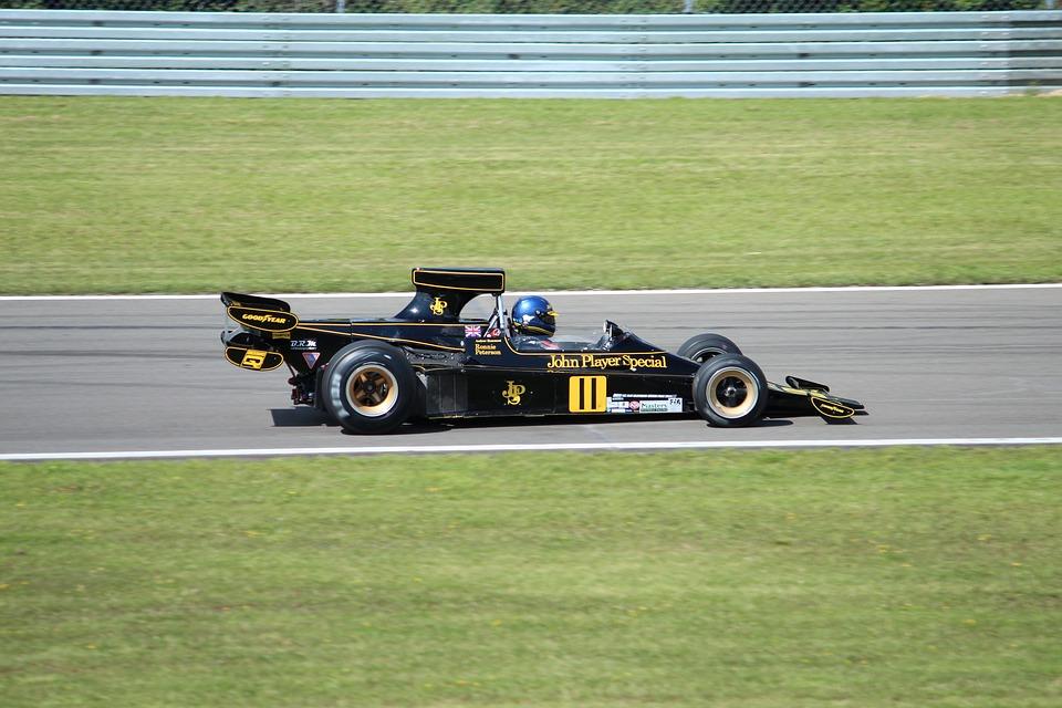 Voiture de course Formula