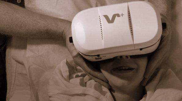 VR pour les patients