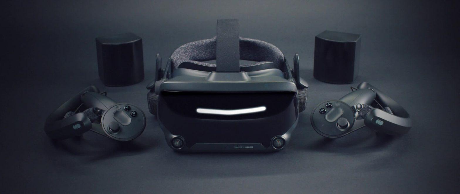 Valve Index casque VR