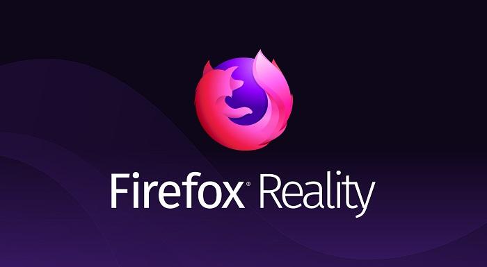 Firefox Reality VR