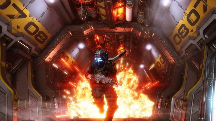Photo Titanfall 2, un précédent FPS du studio de jeu Respawn Entertainment