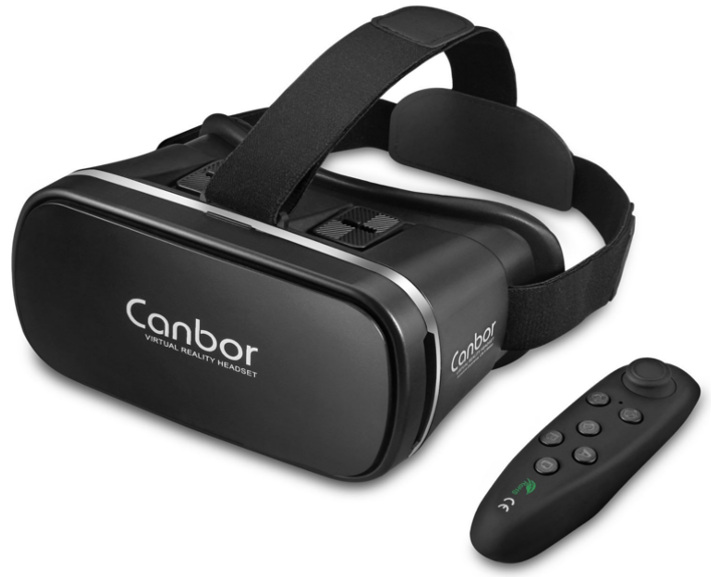 casque Canbor 3D VR