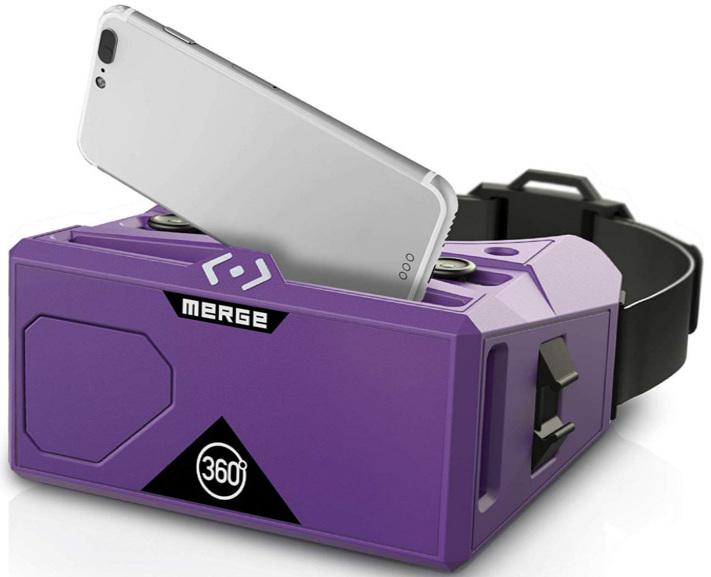 casque Merge VR AR