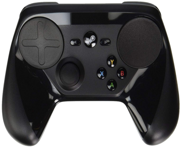 contrôleur de réalité virtuelle Steam