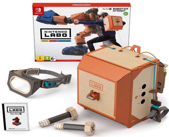 Casque Nintendo Labo VR