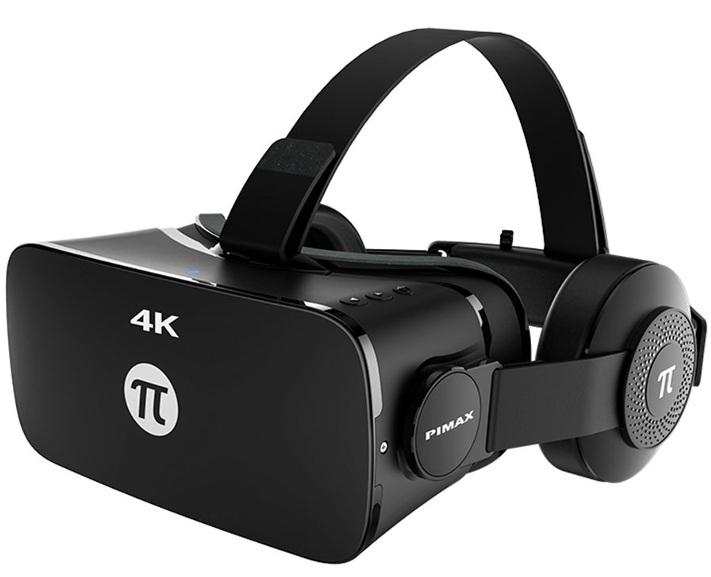 Casque VR Pimax 4K