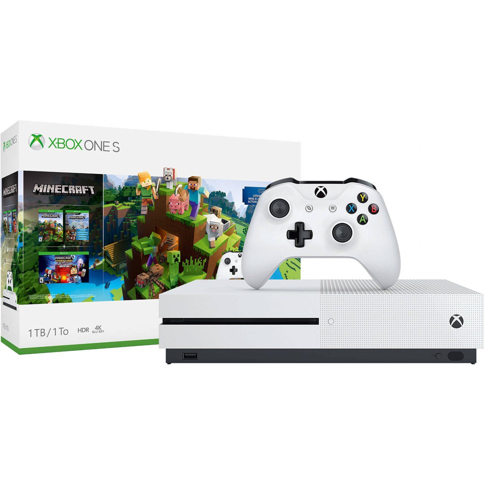console de jeux Xbox One