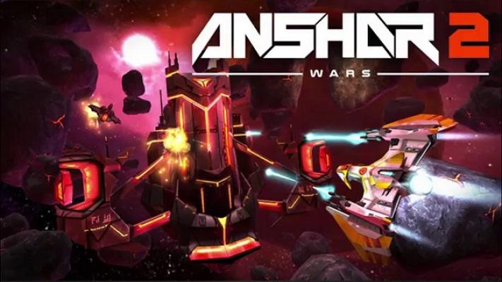 jeu VR : Anshar Wars 2