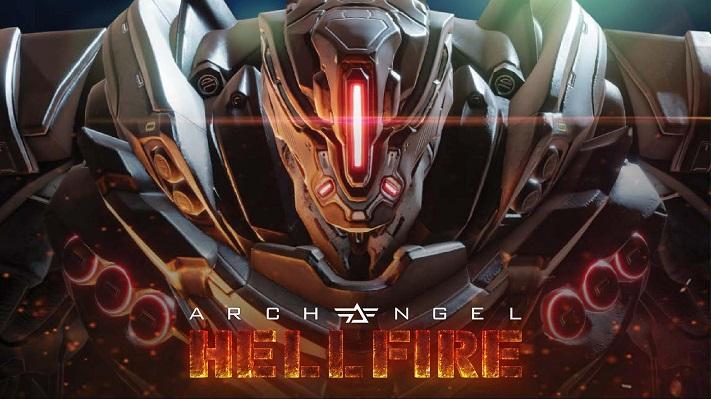 Jeu VR Archa ngel : Hellfire