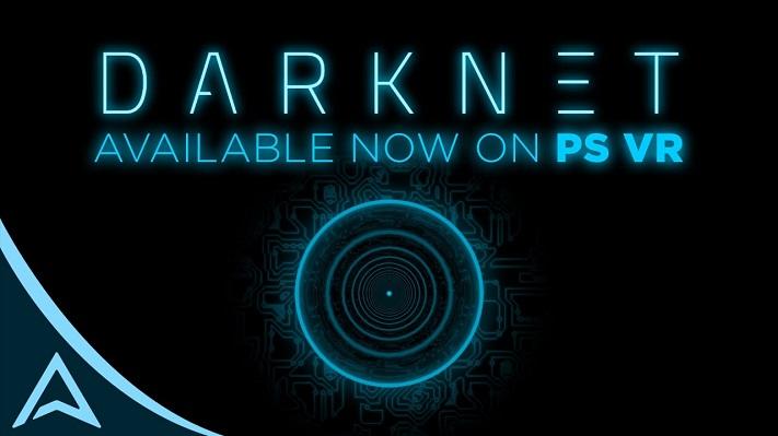 Jeu VR : Darknet