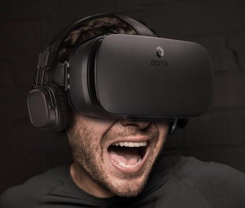 Casque VR Destek
