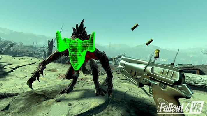 Jeu Fallout 4 VR