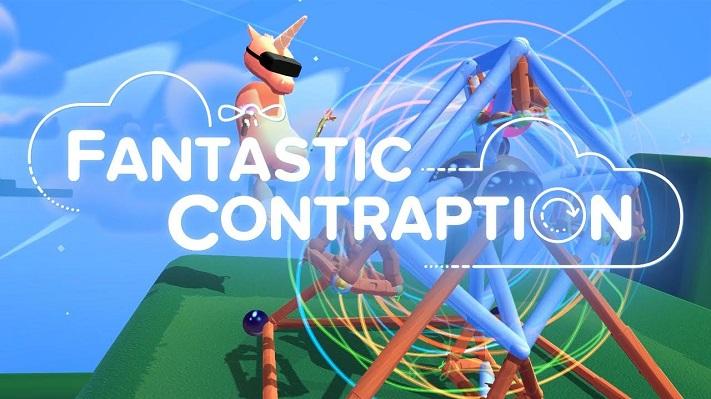 Jeu VR : Fantastic Contraption