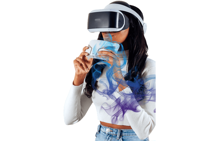 FeelReal Virtual Reality masque