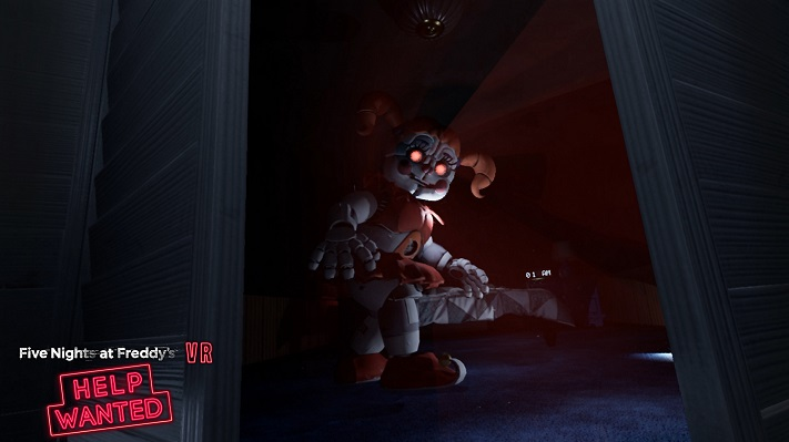 Five Nights at Freddy's VR : Help Wanted
