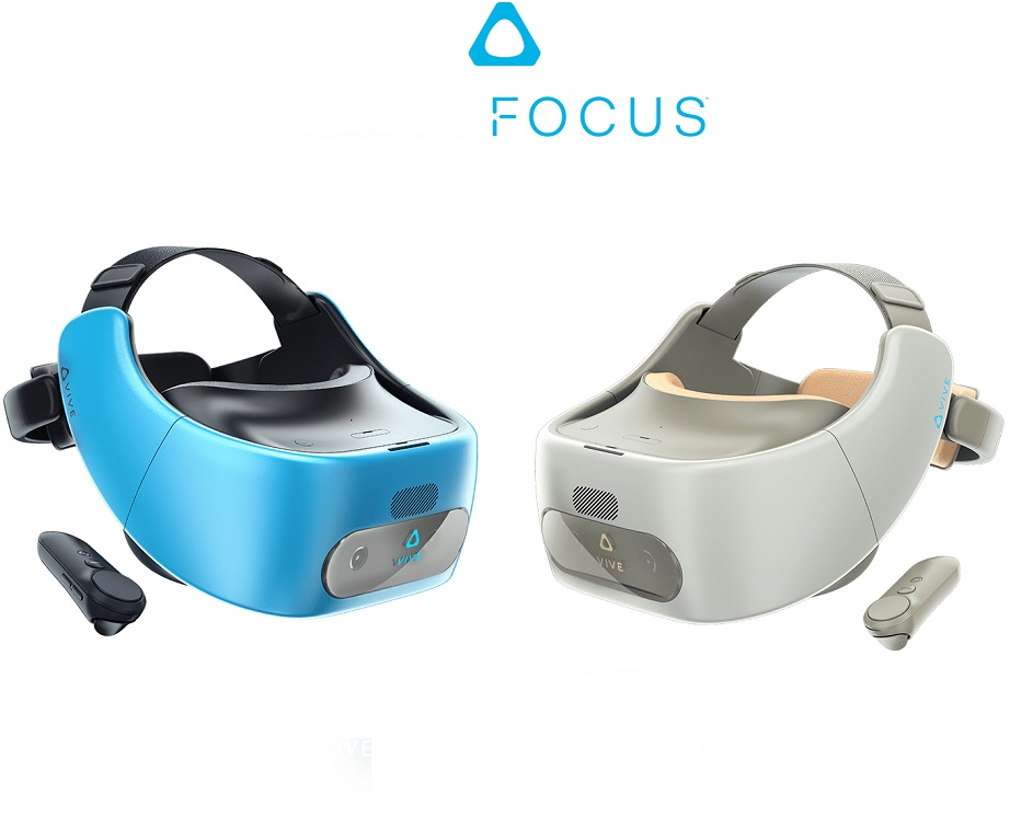 Casque VR HTC Vive Focus