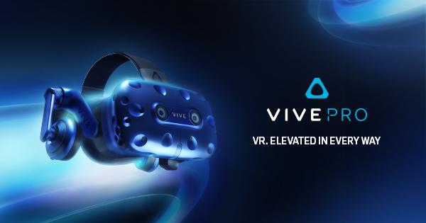 Casque VR HTC Vive Pro