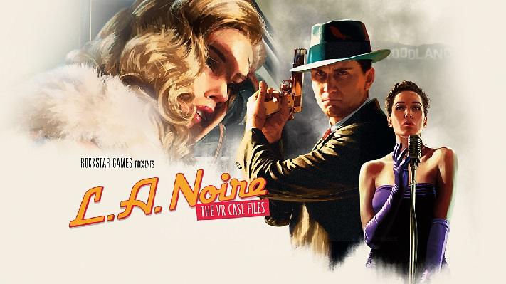 Jeu LA Noire : The VR Case Files