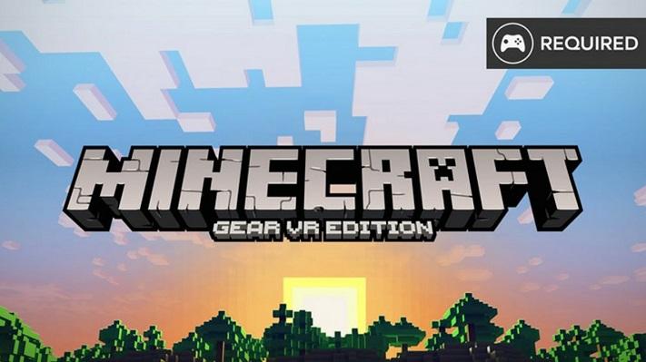 jeu VR Minecraft