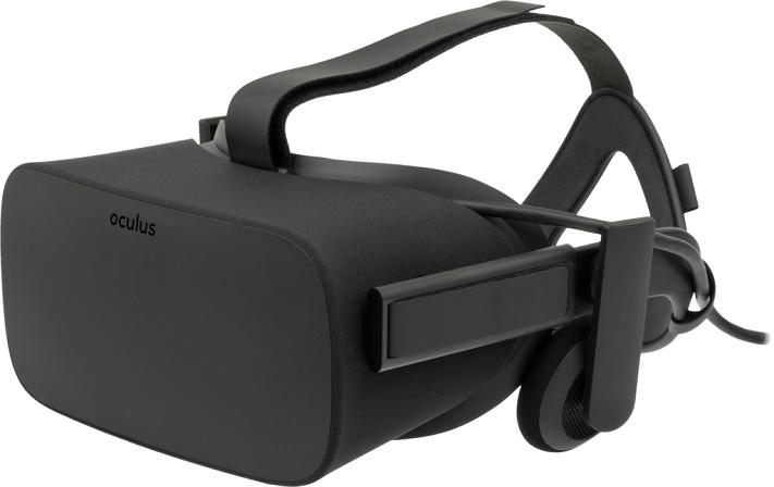 Casque VR Oculus Rift