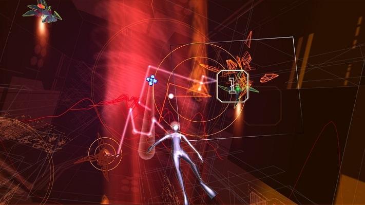 Jeu VR : Rez Infinite