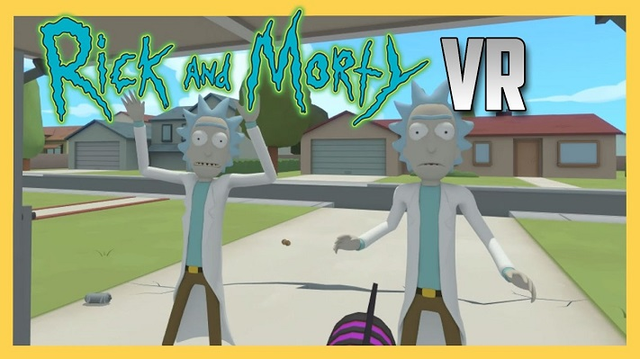 Rick et Morty : Virtual Rick-Ality