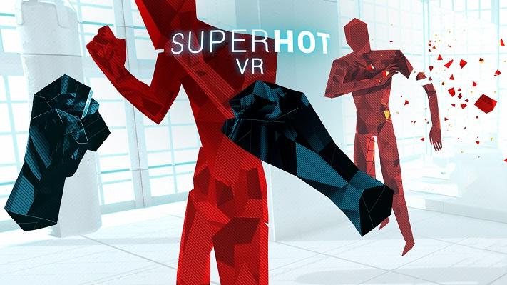 Jeu Superhot VR