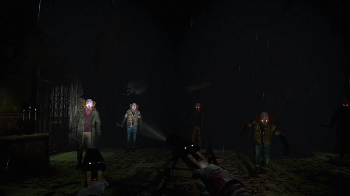 Jeu VR : Until Dawn : Rush of Blood