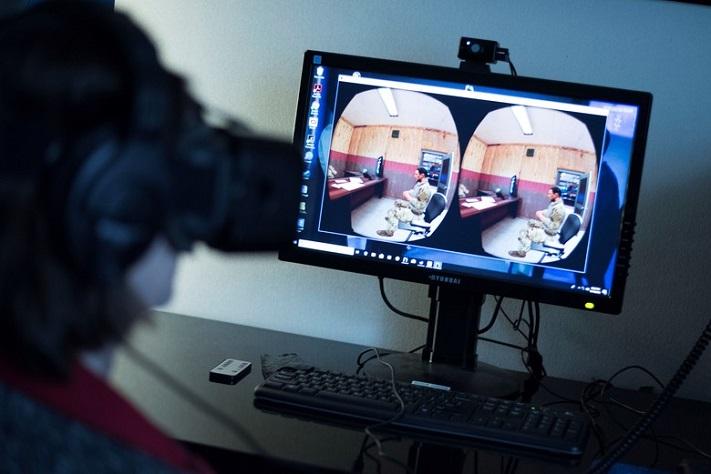 VR utilistion