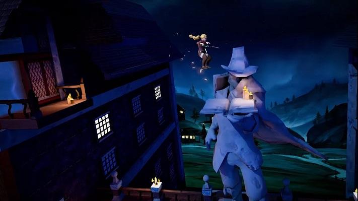 Jeu VR : Witchblood