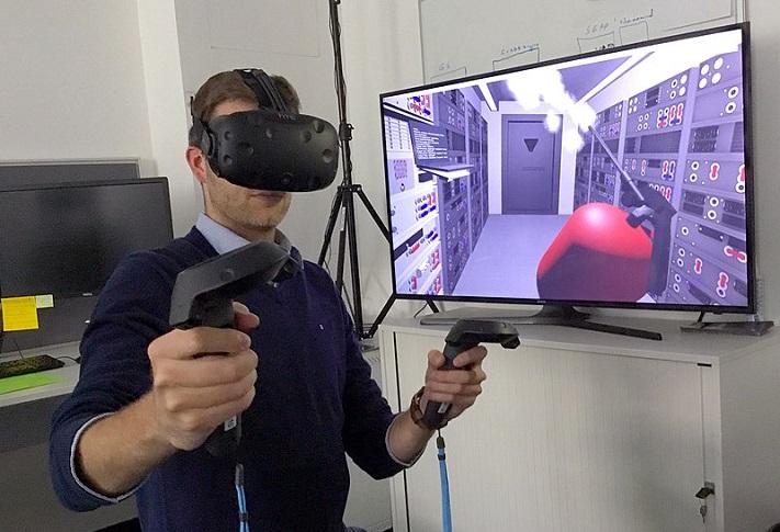 La formation en VR