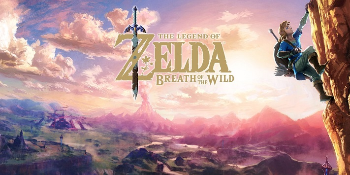 The Legend of Zelda : Breath of The Wild's