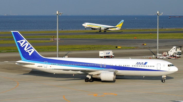 Boeing ANA