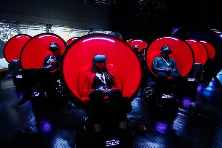 Cannes XR Positron Voyager VR