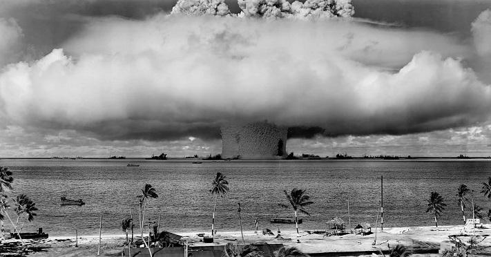 Essai d'Armes Nucléaires