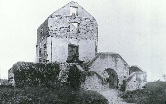 Maison James Castle