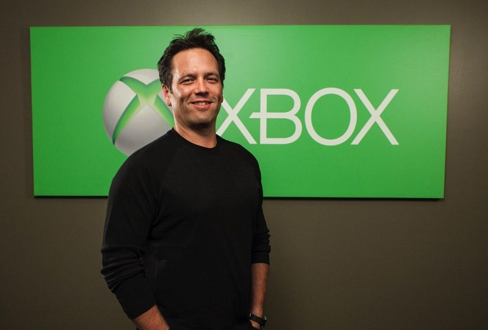 Phil Spencer de Xobx