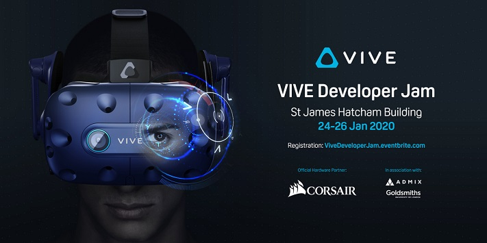 vive developer jam