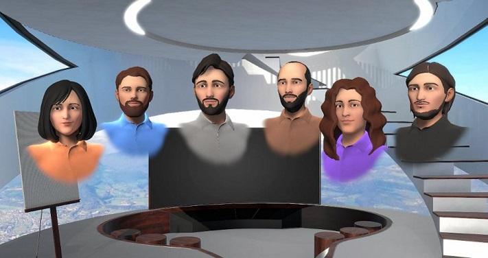 Collaborer en réalité virtuelle