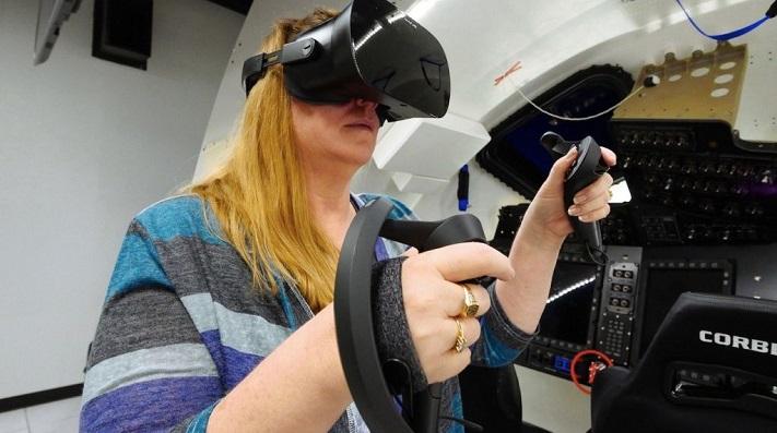 Boeing VR