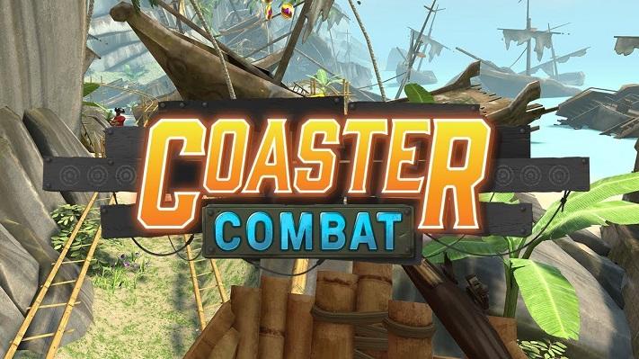 Jeu VR Coaster Combat