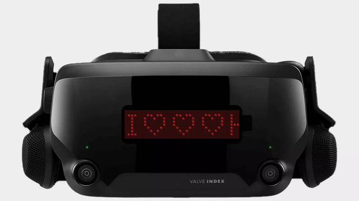 MiniDex LED pour Valve Index