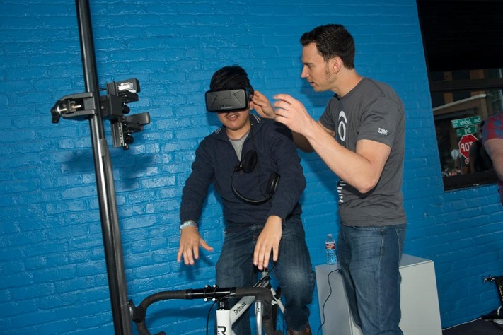 La VR pour le sport