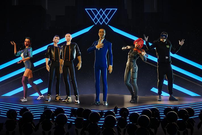 John Legend a été le dernier à se lancer dans un flux de réalité mixte alors que la plateforme devient de plus en plus populaire avec l'ère COVID