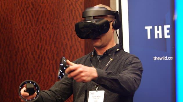 VR dans le travail